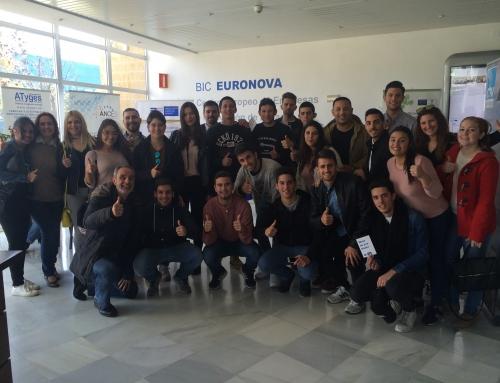 BIC Euronova muestra el apoyo que ofrece a las empresas y emprendedores durante una Jornada de Puertas Abiertas.