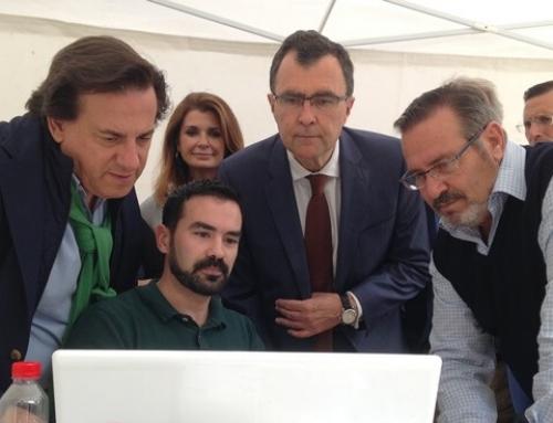 Éxito de COPCAR detectando infartos online en la Media Maratón de Murcia