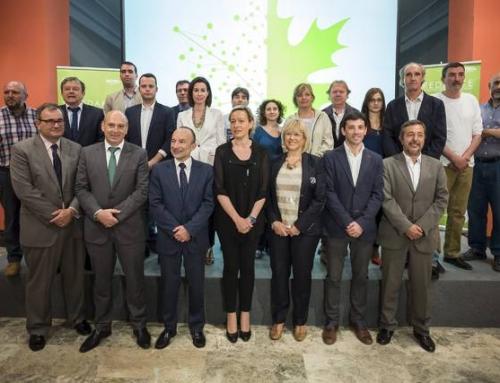 Presentación oficial de la red ARCE, una plataforma común para todos los emprendedores aragoneses