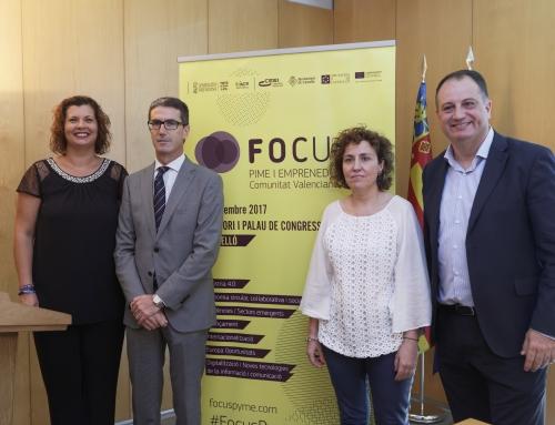 PRESENTACIÓN FOCUS PYME Y EMPRENDIMIENTO COMUNITAT VALENCIANA 2017