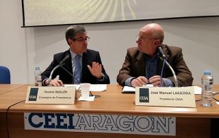 Jornada en CEEIAragón por la lucha contra la despoblación