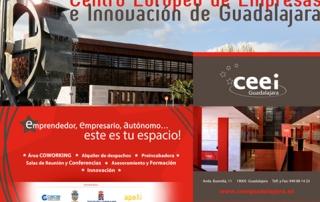 Los derechos de la propiedad intelectual oline, próxima jornada del CEEI Guadalajara