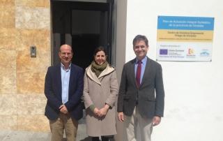 ANCES visita el Centro de Iniciativa Empresarial de Priego de Córdoba