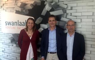 ANCES y Swanlaab suscriben un convenio de colaboración para impulsar ANCES INVESTMENT