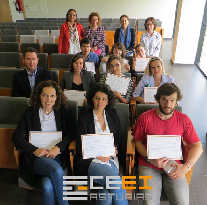 CEEI Asturias clausura la VIll Edición AventuraT