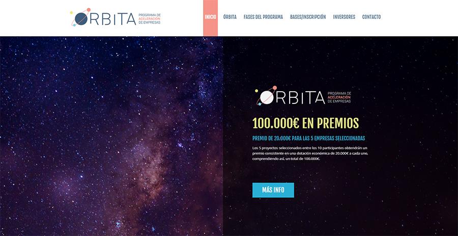 Llega Órbita, un programa de aceleración empresarial con 20.000 euros para cada empresa ganadora