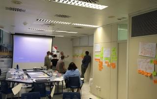 """Los emprendedores de CEEIARAGON se forman con """"Transfoma-T innovación en el desarrollo y ejecución de tu idea de negocio"""""""