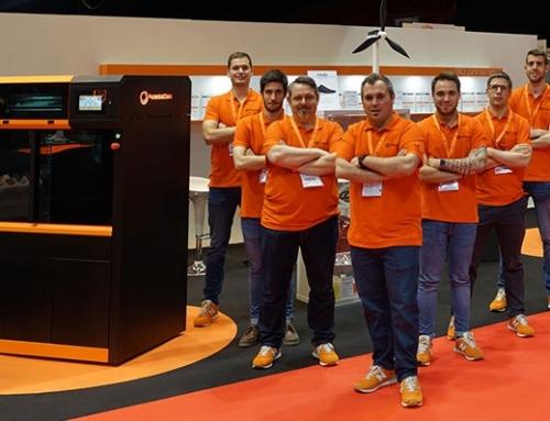 Dynamical Tools, empresa CEEIARAGON, en Alemania con sus impresoras 3D industriales