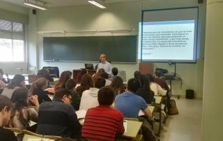 ANCES imparte una conferencia en la Universidad de Málaga sobre innovación y creatividad