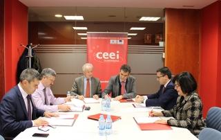 El CEEI Guadalajara celebra su Patronato para analizar los buenos resultados de 2018