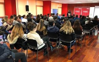 El año comienza con dos nuevos talleres de emprendedores en el CEEI de Guadalajara