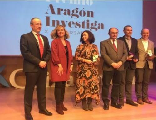 La empresa CEEIARAGON Zeulab, premio Aragón Investiga