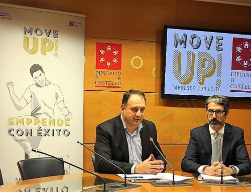 Gran expectación acerca del programa 'MOVE UP!' de CEEI Castellón