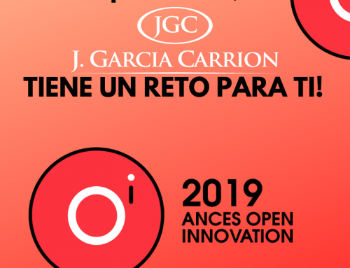 Este es el reto que plantea J. GARCIA CARRION en Ances Open Innovation