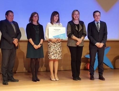 Titan Fire System, empresa CEEIARAGON, ganadora del Premio Emprendedor XXI de Aragón