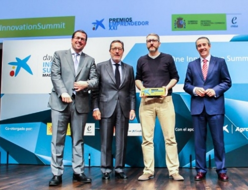 FELTWOOD, empresa CEEIARAGON, gana el PREMIO EMPRENDEDOR XXI en IMPACT TECH
