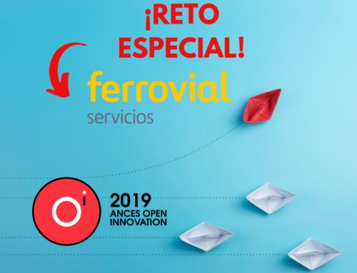 Ferrovial lanza un reto especial de innovación abierta en Ances Open Innovation