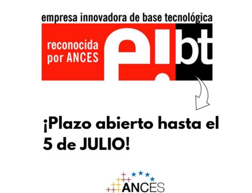 Nueva convocatoria del proyecto Sello EIBT (Empresa Innovadora de Base Tecnológica) ¡Aprovecha la oportunidad!