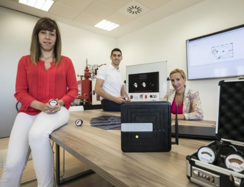 El primer manómetro inteligente autónomo del mundo
