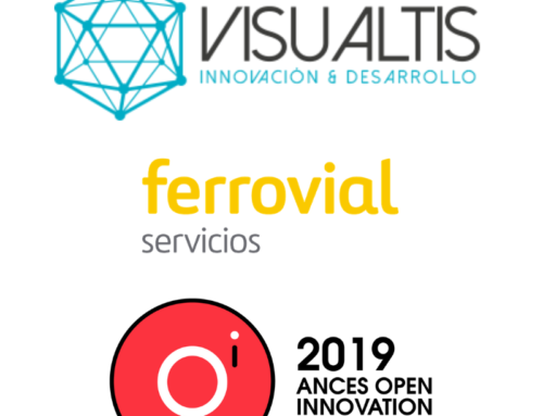La empresa murciana Visualtis gana el reto de Ferrovial en Ances Open Innovation
