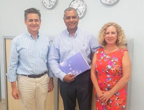 ANCES atrae talento: La empresa estadounidense QSI arranca su actividad en BIC Euronova de Málaga.
