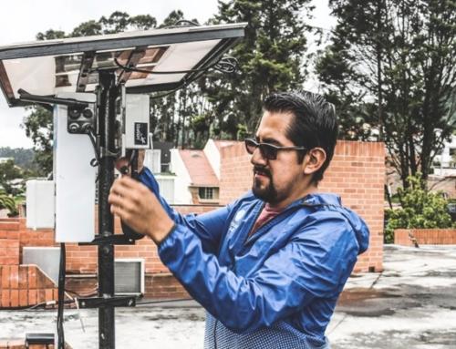 Internet de las cosas: los sensores de Libelium, de CEEIAragón, reducen el ruido en Ecuador
