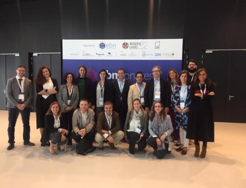 ANCES lleva al congreso de la red EBN en Roma una activa y extensa representación