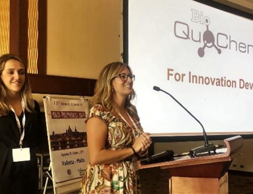 Bioquochem, empresa del CEEI Asturias, premiada en Malta como reconocimiento a su carácter innovador
