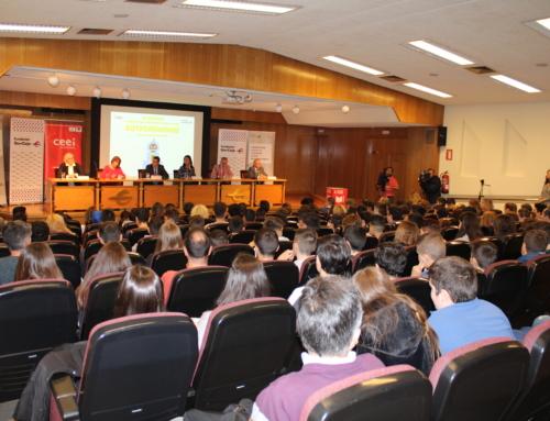 CEEI Guadalajara organiza la III competición de robótica BOTSCHALLENGES