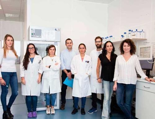Premio Liderazgo en Femenino para Ana Camacho, directora de la empresa Rekom Biotech, de BIC Granada
