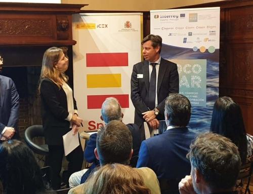CEEI Bahía de Cádiz lleva a una treintena de empresas y entidades al puerto de Amberes