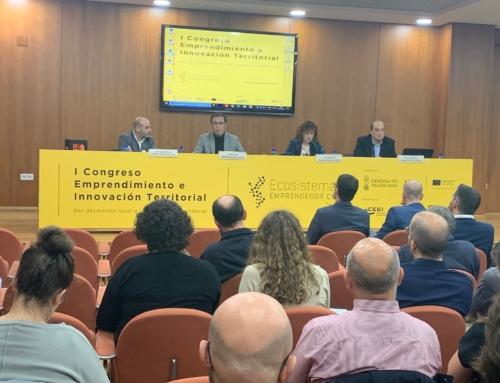 El I Congreso de Emprendimiento e Innovación Territorial reafirma la unidad del ecosistema emprendedor valenciano