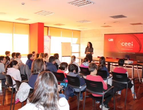 CEEI Guadalajara impulsa el espíritu emprendedor entre alumnos de primaria