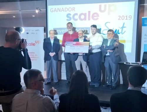 Everycode-InSuit gana el programa europeo Scale UP