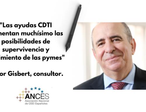 Las ayudas CDTI aumentan muchísimo las posibilidades de supervivencia y crecimiento de las pymes