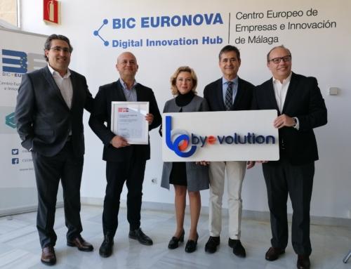 La empresa malagueña Byevolution distinguida por ANCES como Empresa Innovadora de Base Tecnológica (EIBT).