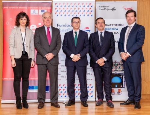 Fundación Ibercaja y CEEI Guadalajara impulsan la III competición de robótica Botschallenges