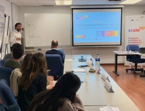 El Programa 'Scale up' abre el plazo de inscripción a su 3ª edición con la colaboración de CEEI Valencia