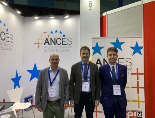 Álvaro Simón, presidente de ANCES: «Compartimos plenamente el lema del Foro Transfiere, Innovation into Value»