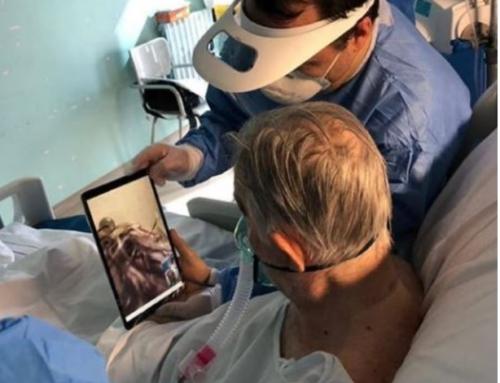 Tecnara lanza desde CEEIARAGON una campaña de donación de tablets para hospitales y residencias