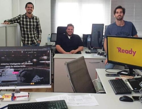 La empresa ReadyMe, del CEEIM Murcia, triunfa con su plataforma inteligente de reparto a domicilio