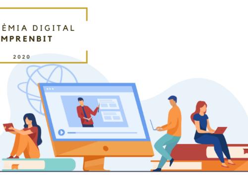 La Fundació Bit lanza el ciclo Acadèmia Digital Emprenbit para el diseño y la validación de modelos de negocios basados en soluciones innovadoras de base tecnológica