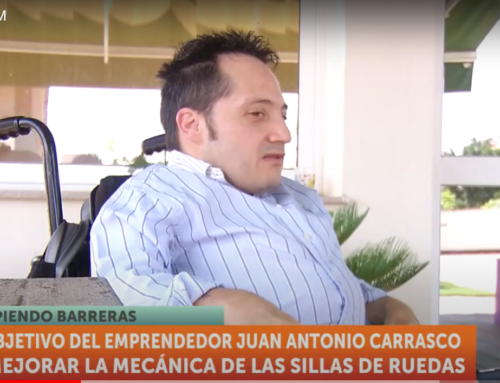 CEEIM Murcia busca fabricante de motor de silla de ruedas