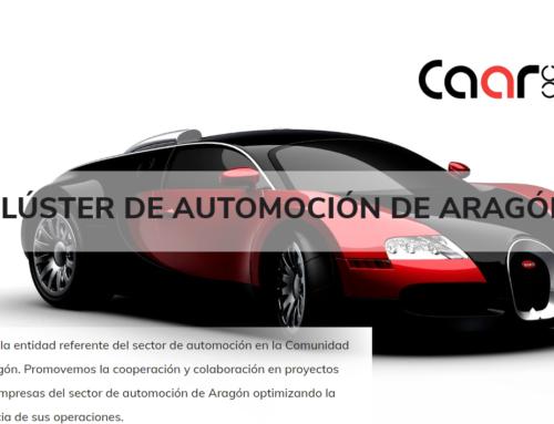El Clúster de Automoción de Aragón sigue creciendo desde CEEI Aragón
