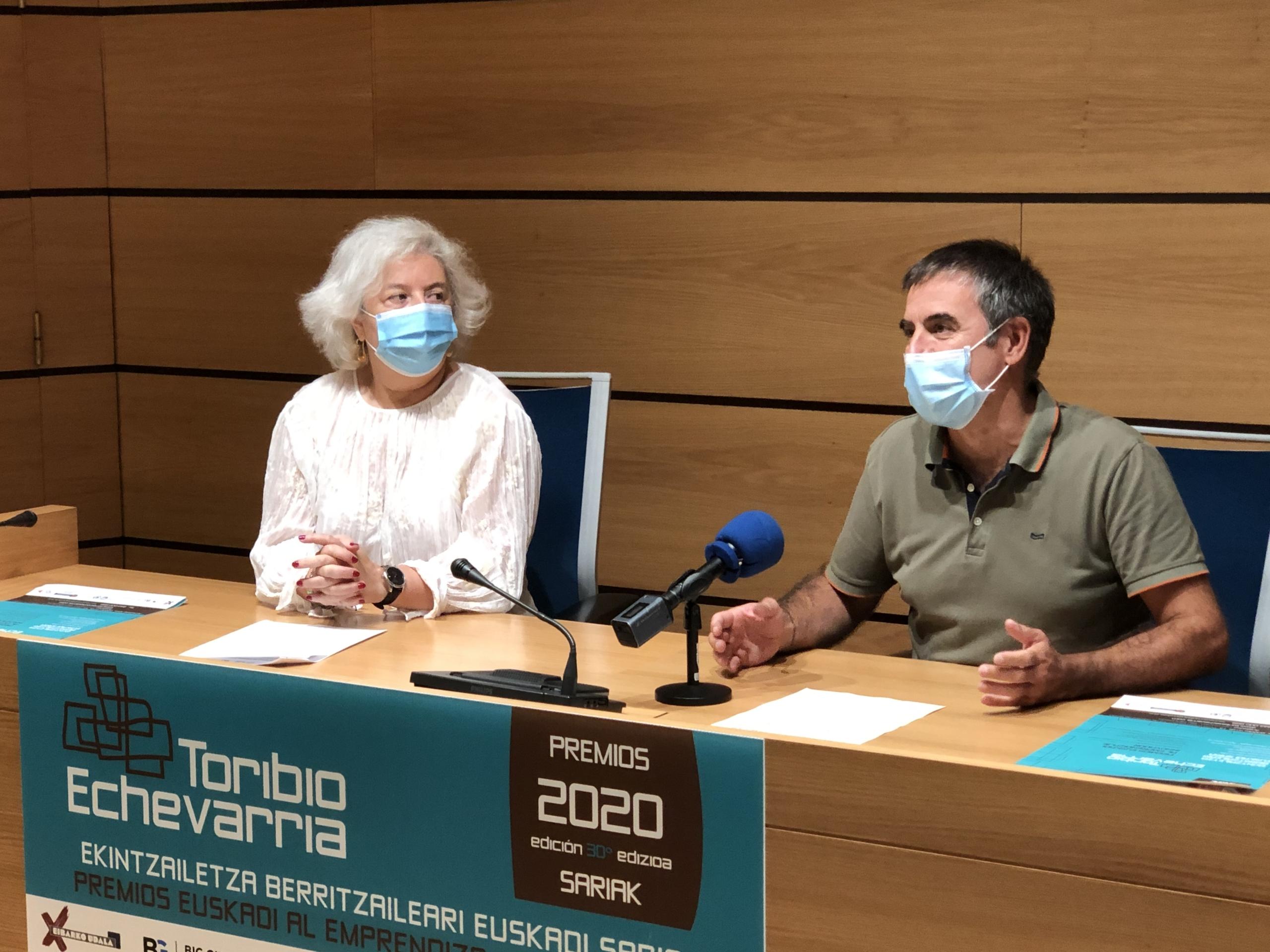Un nuevo premio empresarial se suma a la 30 edición de los Toribio Echevarria, impulsados por el Ayuntamiento de Eibar y BIC Gipuzkoa