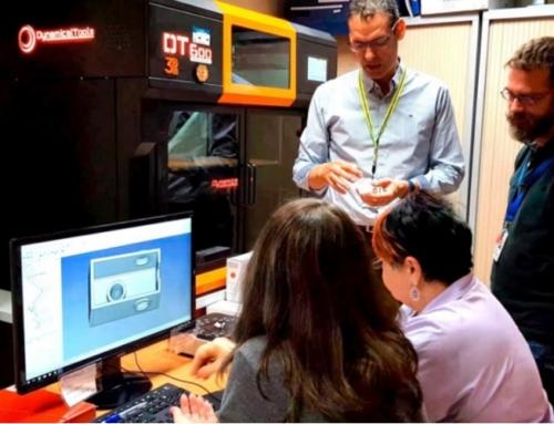 La impresora industrial de Dynamical 3D cubre múltiples necesidades en el Hospital Miguel Servet de Zaragoza