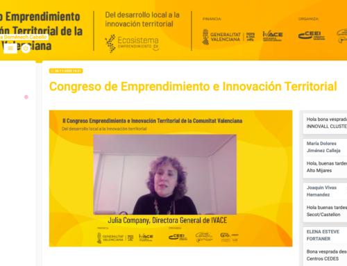 19 soluciones innovadoras frente a la crisis desde la Red CEEI Comunitat Valenciana